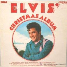 Discos de vinilo: ELVIS PRESLEY CHRISTMAS ALBUM LP RCA 1970. Lote 15584164