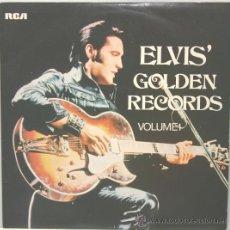 Discos de vinilo: ELVIS PRESLEY ELVIS GOLDEN RECORDS VOLUME1 LP RCA ENGLAND 1970. Lote 15584384