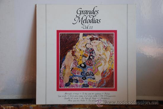 LP GRANDES MELODIAS VOL 11; VARIAS ORQUESTAS (Música - Discos - LP Vinilo - Orquestas)