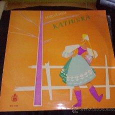 Discos de vinilo: LP VINILO KATIUSKA. Lote 26447997