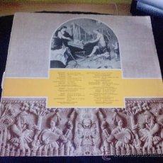 Discos de vinilo: LP VINILO ALBENIZ,GRANADOS,FALLA,MENDELSSON,ETC. Lote 26448080