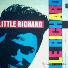 Discos de vinilo: LITTLE RICHARD,EDICION MEXICANA SELLO LONDON. Lote 15605023