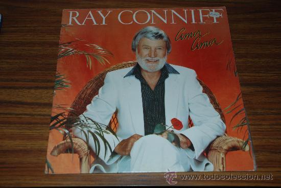 LP RAY CONNIFF. AMOR ,AMOR (Música - Discos - LP Vinilo - Orquestas)