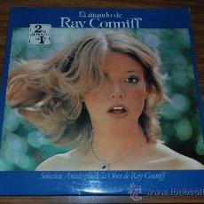 Discos de vinilo: LP EL MUNDO DE RAY CONNIFF. DOBLE LP. Lote 26444368