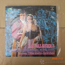 Discos de vinilo: LA CALESERA. Lote 15638326