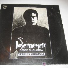 Discos de vinilo: JOSE MENESE DESDE EL OLIMPIA. Lote 207077530