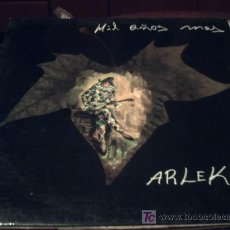 Discos de vinilo: MAXI - ARLEKIN-MIL AÑOS MAS/VENTE CONMIGO/VAMOS A BAILAR/TOCAME - ORIGINAL ESPAÑOL,GAMO 1990 PEPETO. Lote 15673677