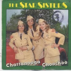Discos de vinilo: THE STAR SISTERS,STAR ON 45,CHATTANOOGA CHOOCHOO DEL 83. Lote 15677155