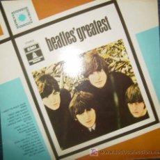 Discos de vinilo: BEATLES' GREATEST - 16 GRANDES EXITOS DE THE BEATLES - LP ALBUM VINILO 12'' - EDITADO EN HOLANDA. Lote 25701174