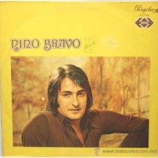 Discos de vinilo: NINO BRAVO NINO BRAVO LP PERGOLA 1973. Lote 15700599