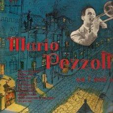 Discos de vinilo: MARIO PEZZOTTA Y SUS SOLISTAS (JAZZ) 10¨ (25 CTMS.) SELLO DECCA AÑO 1958 . Lote 15704081