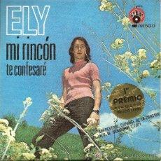Discos de vinilo: ELY-XIII FESTIVAL ESPAÑOL DE LA CANCION R.E.M. BENIDORM 1971. Lote 19688912