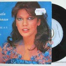 Discos de vinilo: ANGELA CARRASCO : QUERERTE A TI; LÁSTIMA. 1979. ARIOLA 100360 A. Lote 15810432