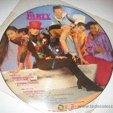 Discos de vinilo: THE PARTY - PICTURE DISC - . Lote 15755145