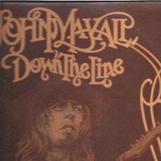 Discos de vinilo: JOHN MAYALL DOWN THE LINE. Lote 32662283