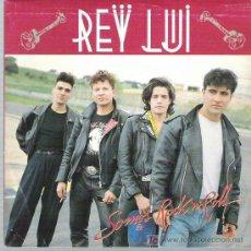 Discos de vinilo: REY LUI - SOMOS ROCK AND ROLL ** DRO 1990. Lote 15753756