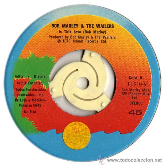 Discos de vinilo: LABEL: ISLAND SPAIN 1978 - Foto 2 - 15763590
