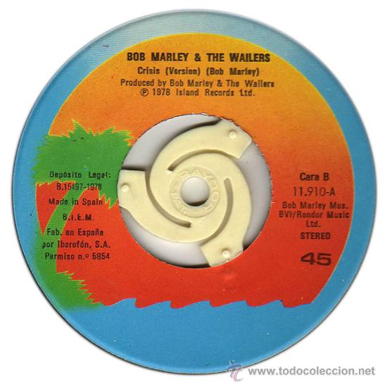Discos de vinilo: LABEL: ISLAND SPAIN 1978 - Foto 3 - 15763590