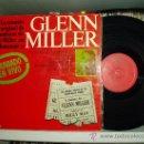 Discos de vinilo: GLENN MILLER ORCHESTRA LP EN VIVO ORIGINAL 1974 SPAIN . Lote 27131849