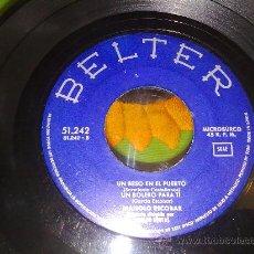 Discos de vinilo: EP MANOLO ESCOBAR 1966. Lote 26525252