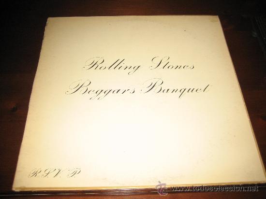 The rolling stones beggars banquet usa 1968 rar - Sold through