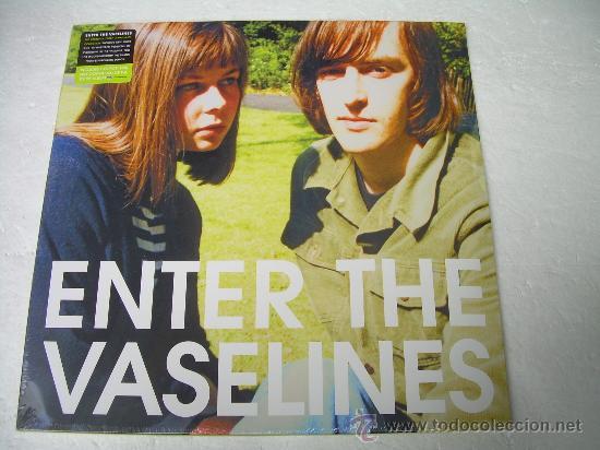 3LP THE VASELINES ENTER NIRVANA VINILO (Música - Discos - LP Vinilo - Pop - Rock Extranjero de los 90 a la actualidad)