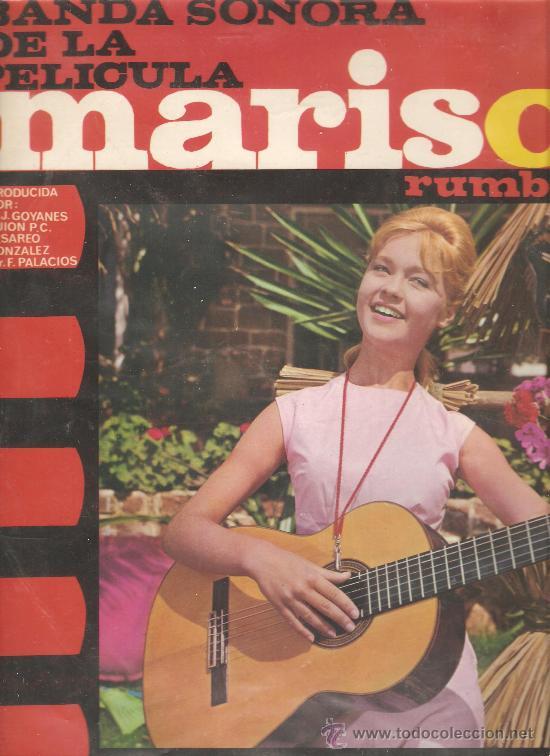 LP BANDA SONORA DE LA PELICULA MARISOL RUMBO A RIO - CANCIONES COMPUESTAS POR ALGUERO & GUIJARRO (Música - Discos - LP Vinilo - Bandas Sonoras y Música de Actores )