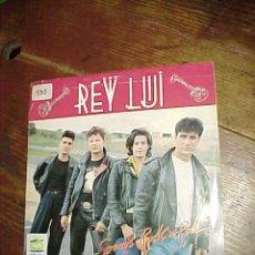 Discos de vinilo: REY LUI. SOMOS ROCK'N'ROLL. DRO 1990.. Lote 15806100