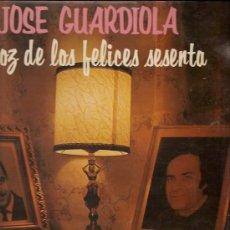 Discos de vinilo: JOSE GUARDIOLA LP SELLO OLYMPO AÑO 1976. Lote 15809193