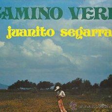 Discos de vinilo: JUANITO SEGARRA LP SELLO OLYMPO AÑO 1976. Lote 15809202