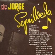Discos de vinilo: JORGE SEPULVEDA LP DOBLE (2 DISCOS) SELLO BELTER AÑO 1974. Lote 15809211