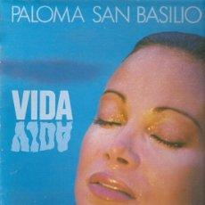 Discos de vinilo: PALOMA SAN BASILIO LP SELLO HISPAVOX AÑO 1988. Lote 15809219