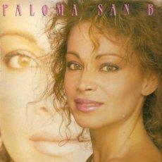 Discos de vinilo: PALOMA SAN BASILIO LP SELLO HISPAVOX AÑO 1987. Lote 15809227