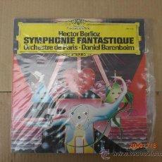 Discos de vinilo: HECTOR BERLIOZ, SINFONIA FANTASTICA. Lote 15814487