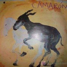 Discos de vinilo: CAMARON LP POTRO DE RABIA Y MIEL 1992. Lote 26605882