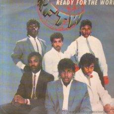Discos de vinilo: READY FOR THE WORLD RFTW D-GRUPEXT-294. Lote 15838594