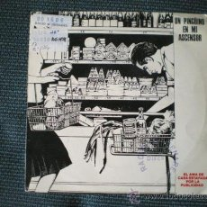 Discos de vinilo: SINGLE UN PINGUINO EN MI ASCENSOR - EL AMA DE CASA ESTAFADA POR LA PUBLICIDAD - 1990 DRO. Lote 20033028