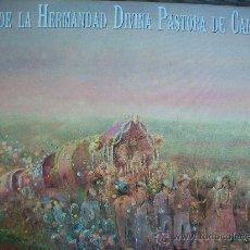 Discos de vinil: CORO DE LA HERMANDAD DIVINA PASTORA DE CANTILLANA, DEL 88. Lote 15880211