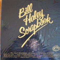 Discos de vinilo: LP - BILL HALEY - SCRAPBOOK - EDICION ESPAÑOLA, KAMA SUTRA RECORDS 1989. Lote 15905937