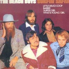 Discos de vinilo: THE BEACH BOYS. SURFIN' SAFARI (VINILO LP ESPAÑOL 1974). Lote 15924893