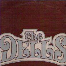 Discos de vinilo: THE DELLS - THE DELLS ** MOVIPLAY ESPAÑA LP 1974 . Lote 18185233