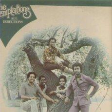 Discos de vinilo: THE TEMPTATIONS - ALL DIRECTIONS *** LP TAMBLA MOTOWN ESPAÑA 1972 . Lote 18185235