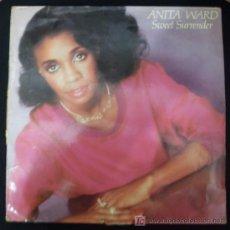 Discos de vinilo: LP DE ANITA WARD. SWEET SURRENDER.. Lote 15952376