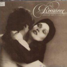 Discos de vinilo: ROMANCE- DANCE MY WAY TO YOUR HEART. Lote 15966732