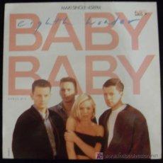 Discos de vinilo: SINGLE DE EIGHTH WONDER. BABY BABY. . Lote 15974315