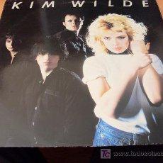 Discos de vinilo: KIM WILDE ( WATER ON GLASS ) LP UK 1981 ( VIN ). Lote 15988411