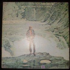 Discos de vinilo: LP DE JOHN DENVER. ROCKY MOUNTAIN HIGH. LA GRANDIOSIDAD DE LA MONTAÑA.. Lote 15990902