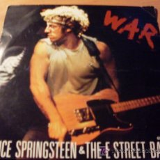 Discos de vinil: BRUCE SPRINGSTEEN ( WAR) SINGLE1986 UK (EPI17). Lote 16015918