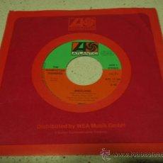 Discos de vinilo: THE MANHATTAN TRANSFER ( BIRDLAND - WACKY DUST ) 1979 - GERMANY SINGLE45 ATLANTIC. Lote 15999064