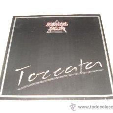 Discos de vinilo: MEKONG DELTA / TOCCATA - SUPER RARO EP 3 TEMAS MADE IN GERMANY 1988 - !!!. Lote 25505590